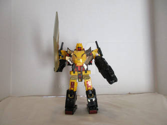 Transformers Customs 023A - Razorclaw by EchoWing