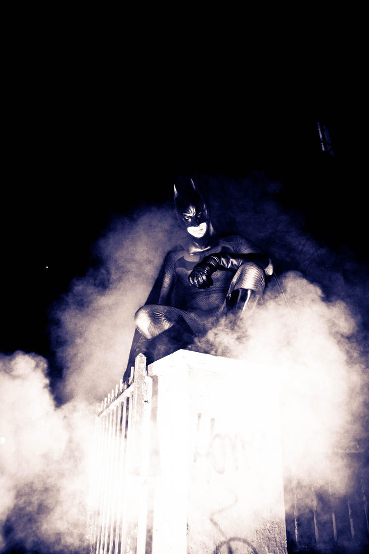 batman escalation by LordJoker88