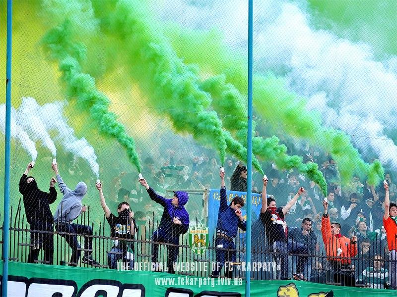 fckl karpaty lviv green white ultrasv