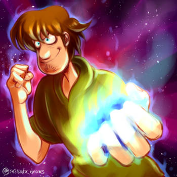 Shaggy by saiyagojyo