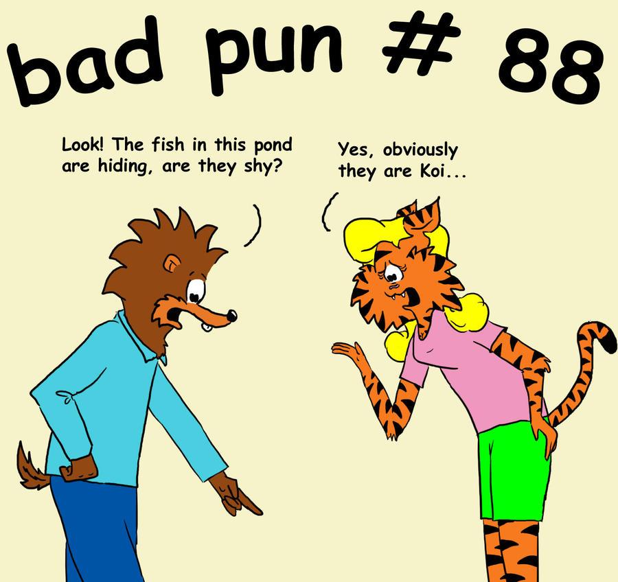 bad pun 88