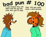 Bad Pun 100