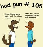 Bad Pun 105