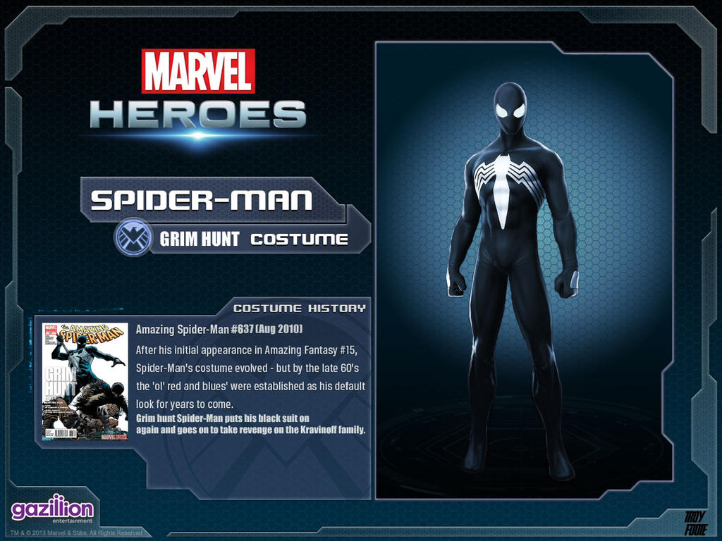 Spider Man Back in Black Spider Man Wiki FANDOM