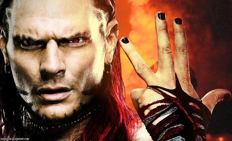 Jeff Hardy - Volcano by DarkLyon