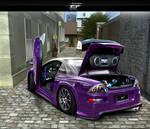 Mitsubishi Spyder GT