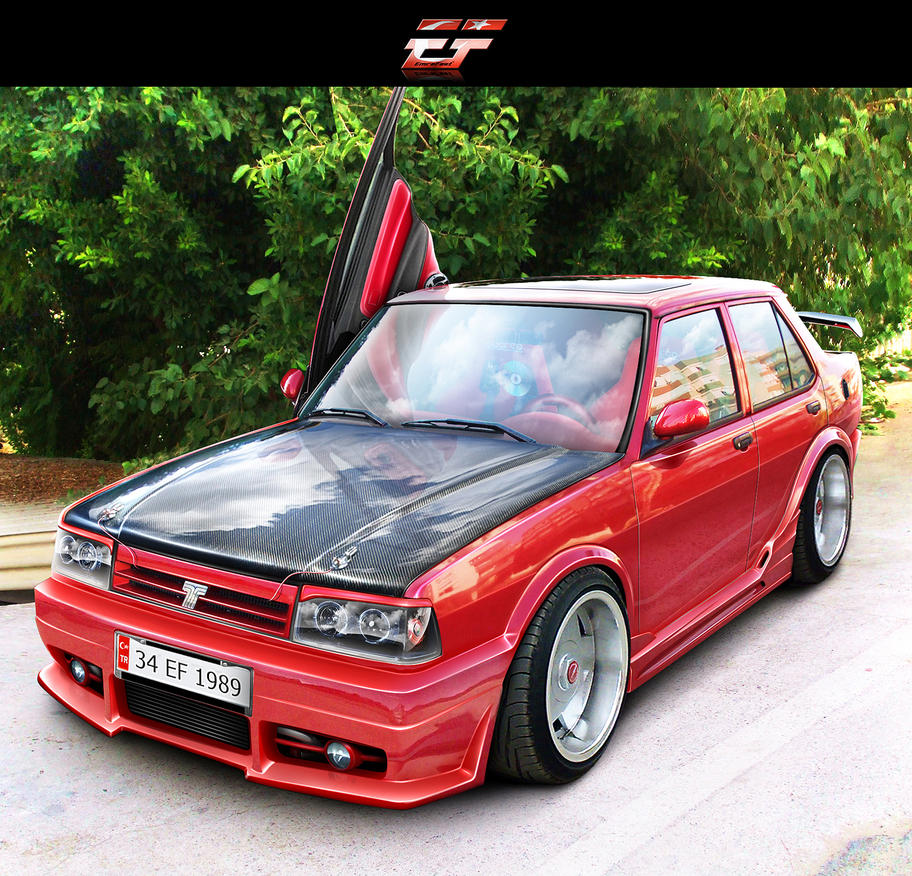 Fiat Tofas Sahin By EmreFast On DeviantArt