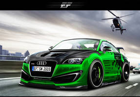 Audi TT RS by EmreFast