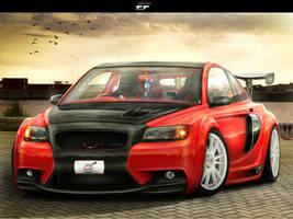 Volvo C30 by EmreFast