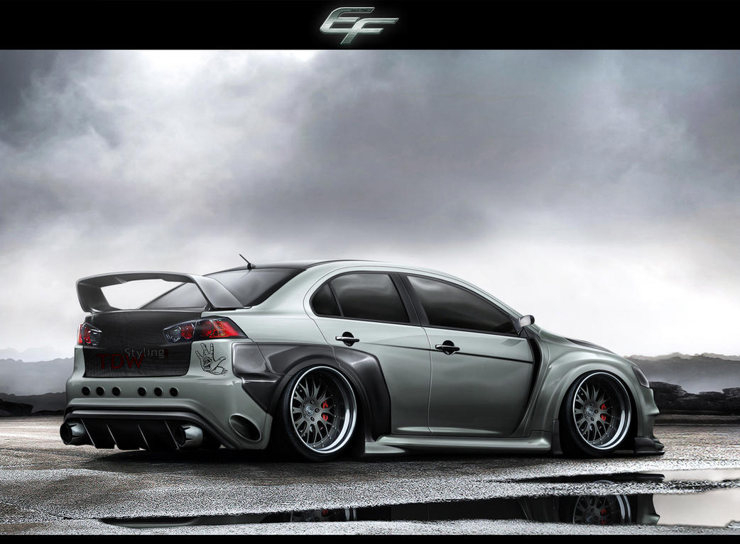 mitsubishi lancer evolution x by emrefast on deviantart. Black Bedroom Furniture Sets. Home Design Ideas