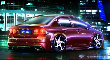 Honda Civic FD6 by EmreFast