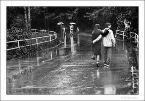 Rain by kovalvs