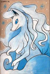 Ice Princess by MissPiika