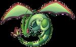 Pokecember Day 15: Favourite Dragon Type
