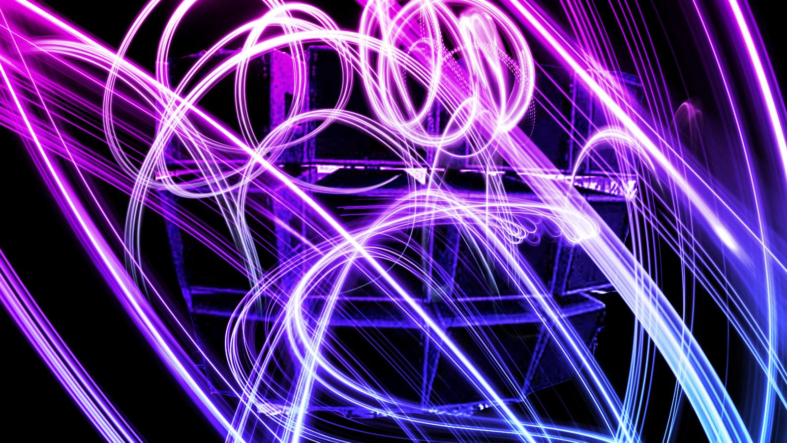 Neon Lights Wallpaper : Neon lights background by Joe-Chacho on DeviantArt