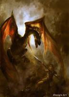 dragon encounter speedy works by kerko