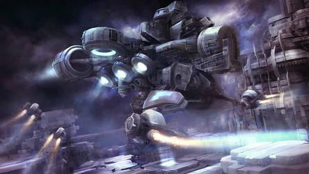 space battleship gameartisans by kerko