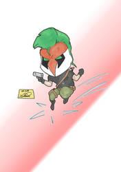 Chibi Punk by GregoryBui