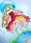 Watercolour phail