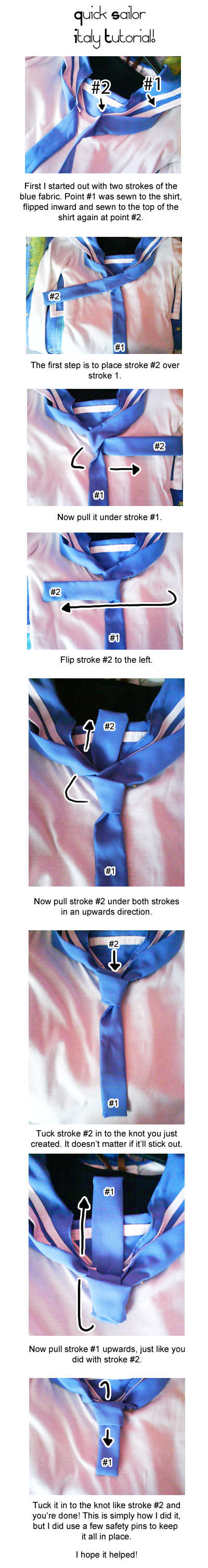 Sailor Italy Knot