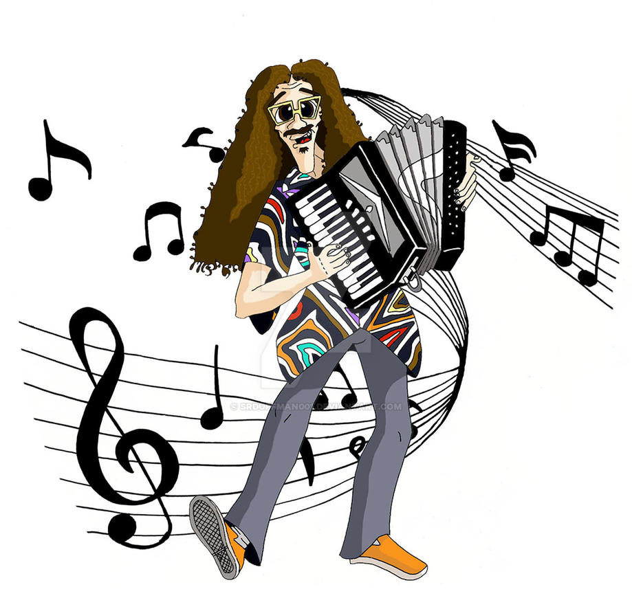 Weird Al Yankovic by Srduffman001