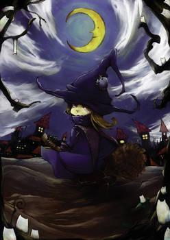 Witch with Yukineko