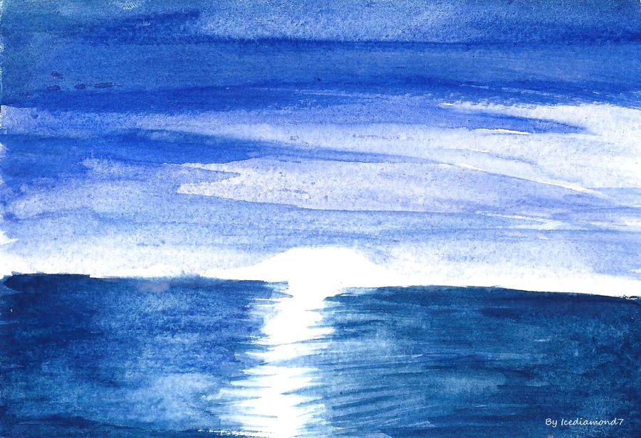 Reflextion Of Night by icediamond7