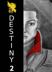 Ikora- Destiny 2 by icediamond7
