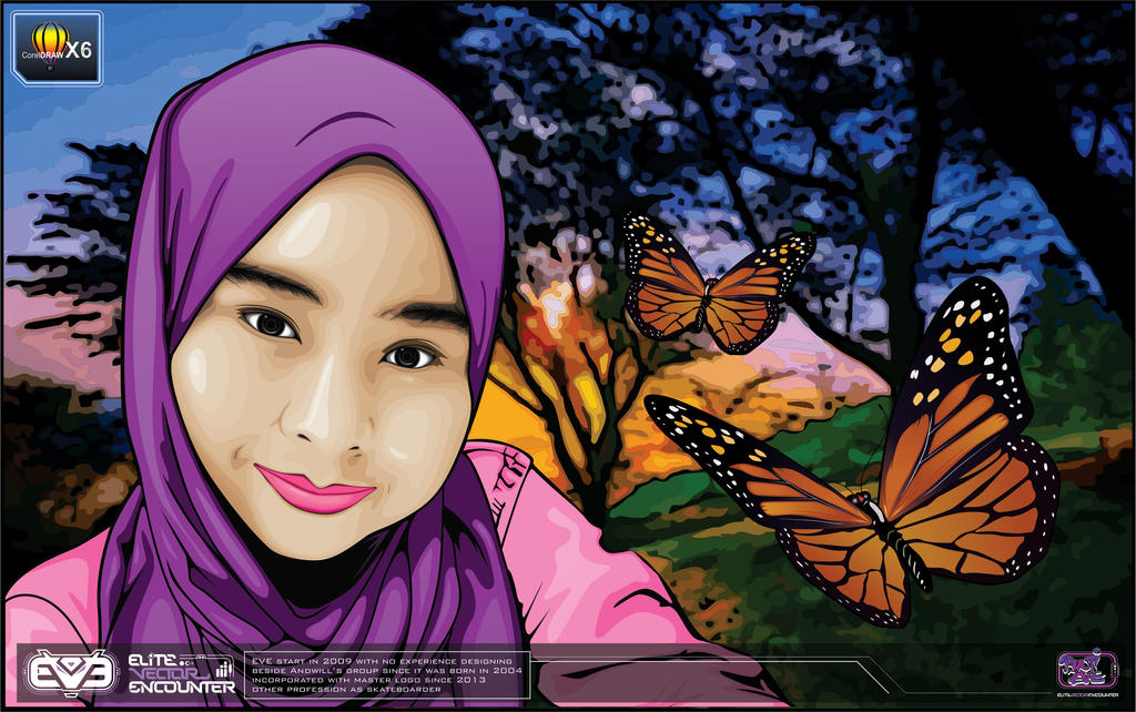Farisyah 2 by RyujiEVE