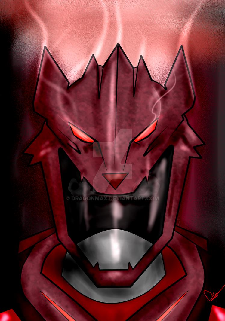 Red Arckos Ranger by dragonmax