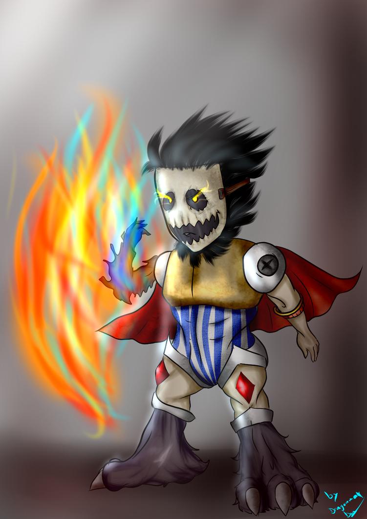 Spirit of valor by dragonmax