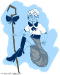 Jack the magical girl by CornLatifa