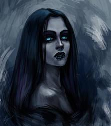 Portrait by Anariel27