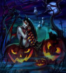 Halloween 2017 by Anariel27