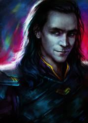 Loki by Anariel27
