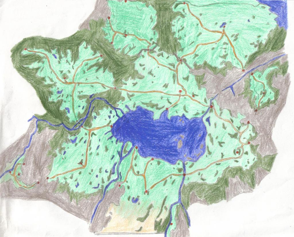 Amazing Suikoden 2 Map