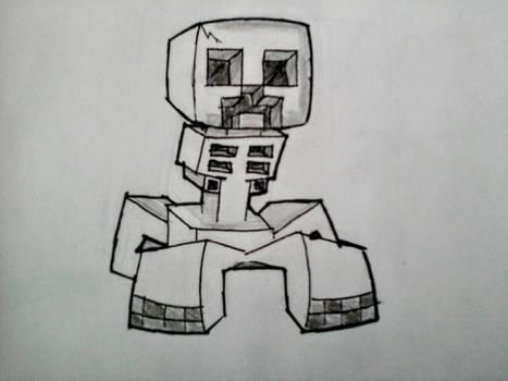 Skeleton Creeper