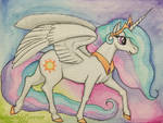 Canvas Series: Celestia
