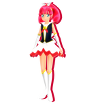 MMD Happiness Charge Precure- Cure Mirage!