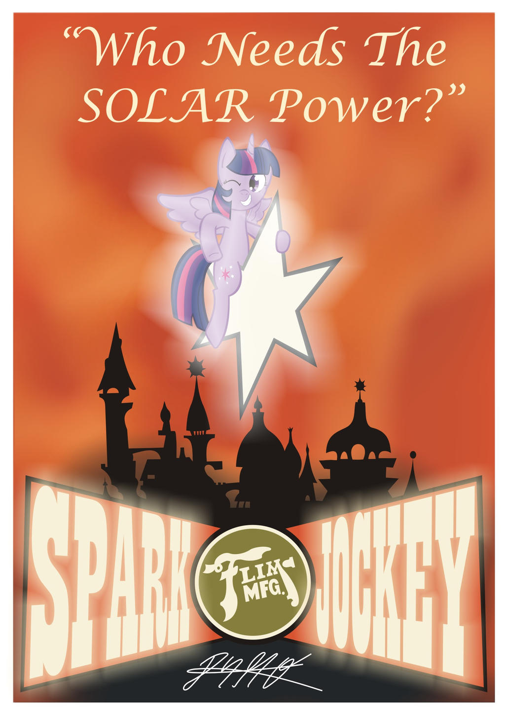 Spark Jockey - Bioshock Infinite by dsmo