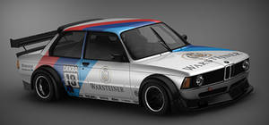 E21 DTM 2 by spittty
