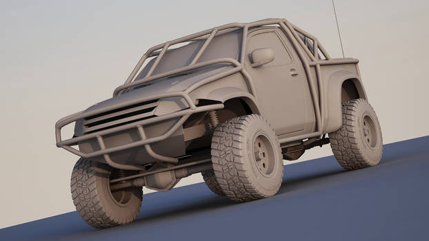 pickup concept Wip