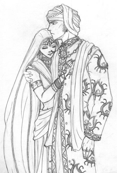 VDay 2007 Sketch by Kotori-Ky