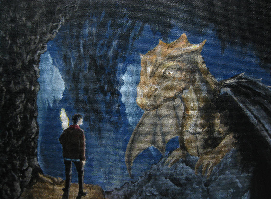 Merlin Dragon: Merlin And The Great Dragon By ThatPeskyNargle On DeviantArt