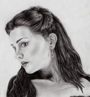 Clara Oswin Oswald by ThatPeskyNargle