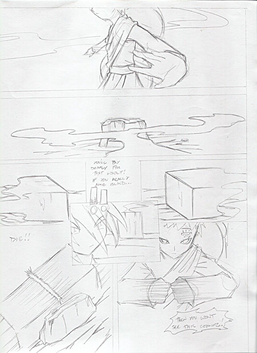 toph vs gaara pg4 by niaryusuke