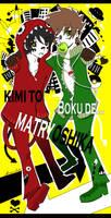 PKMN GreenxRed Matryoshika