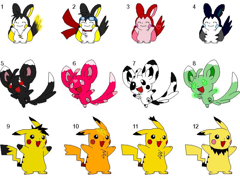 Image Result For Pokemon Servine Coloring