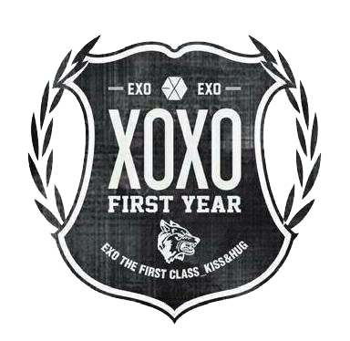 EXO XOXO Logo PNG [ render ] by Chocoshim