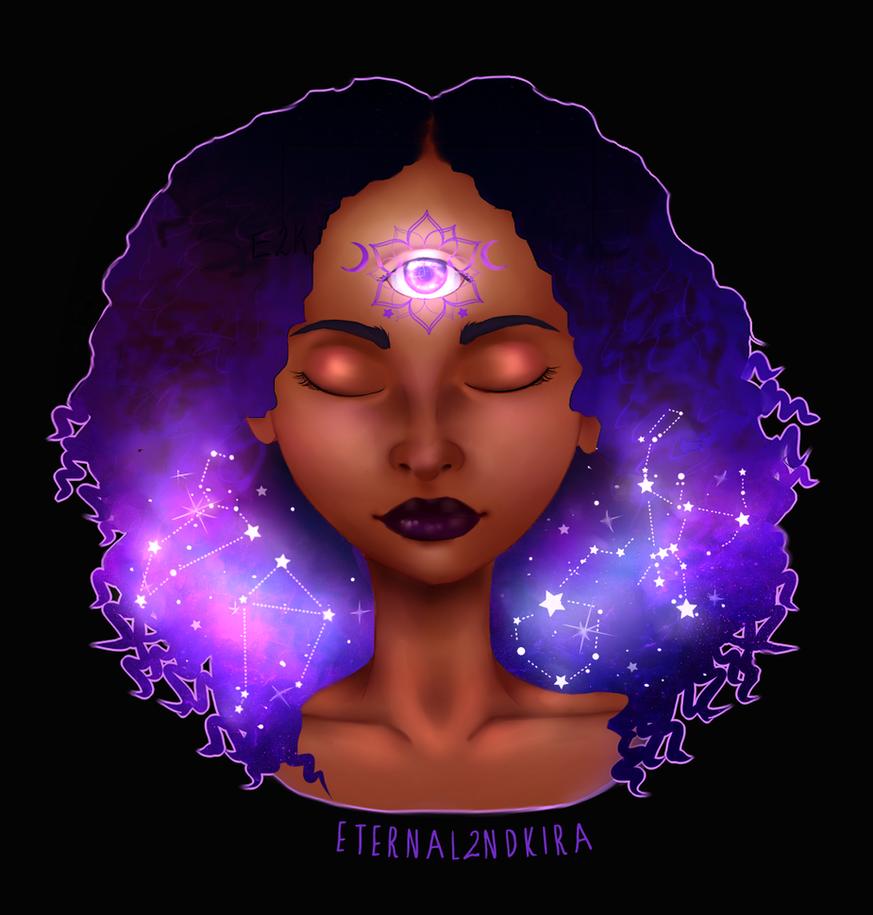 Nimisha, the Clairvoyant by Eternal2ndKira